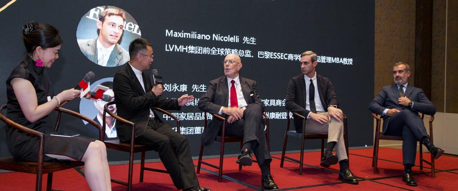 与欧洲设计大师同台,他如何将中国设计带到世界?