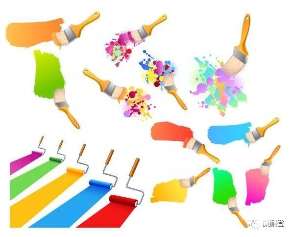 """来一款有型有""""色""""的生活 音符动态简约分割线 色彩, 是最直接,最清晰"""